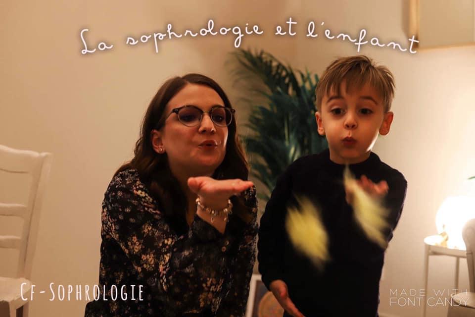 sophrologie et enfant
